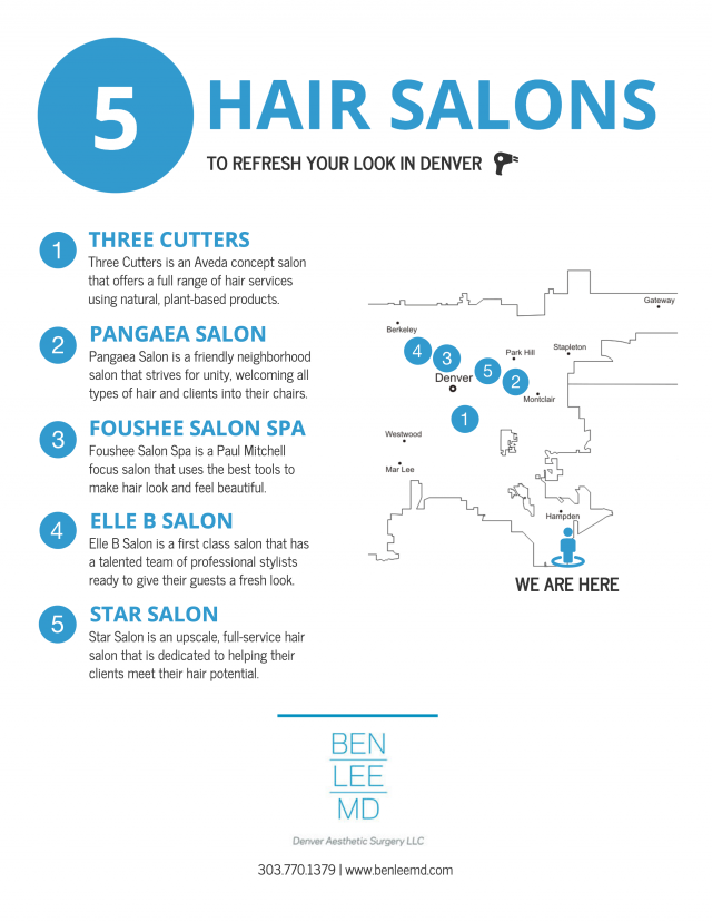 Denver Hair Salons