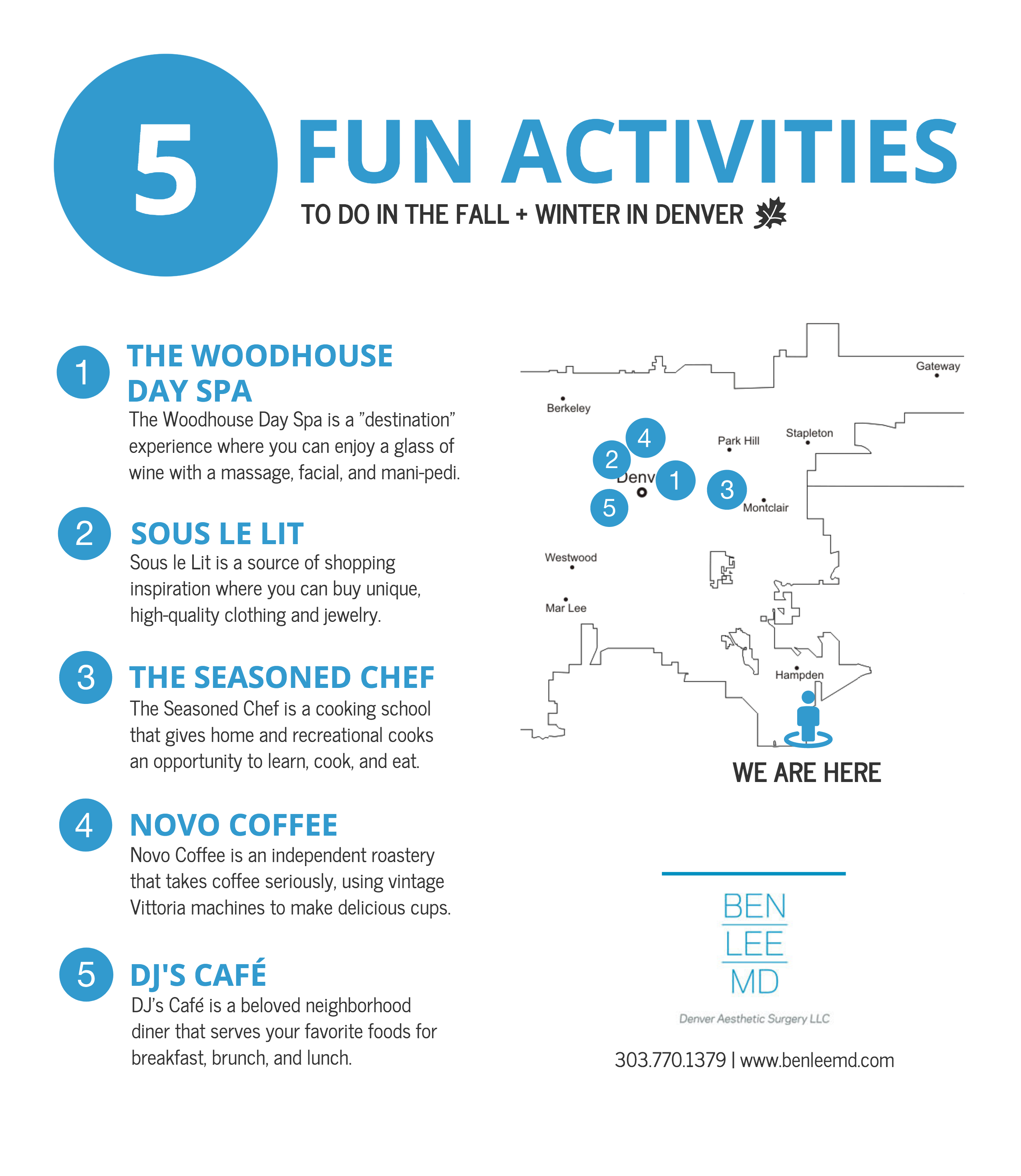 5 Fun Activities To Do In The Fall Winter In Denver Dr Ben Lee